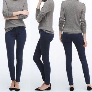 AG Jeans Dark Blue Corduroy Jeggings 26